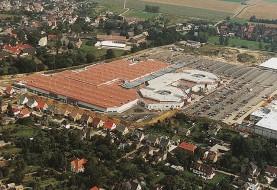 Pösna-Gewerbepark in Leipzig-Grosspösna